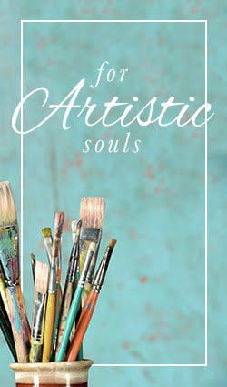 Gifts for Artistic Souls