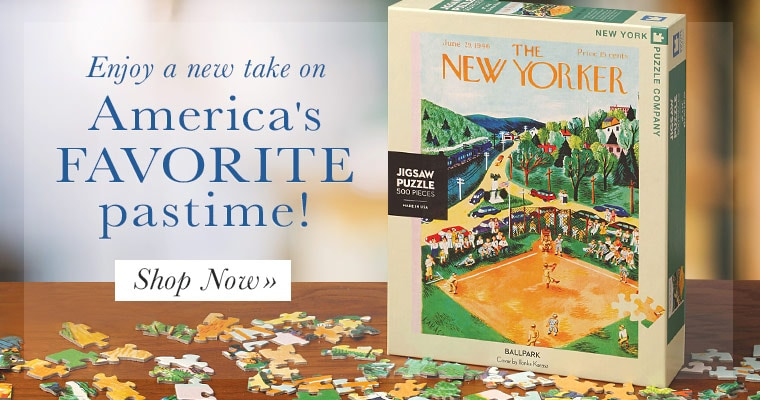 The New Yorker Puzzle