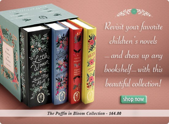 Puffin in Bloom Collection