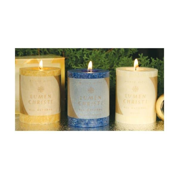 Gold, Frankincense, and Myrrh Candles at Bas Bleu   UC8402