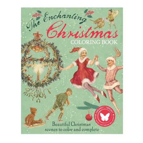 Enchanting Christmas Coloring Book The
