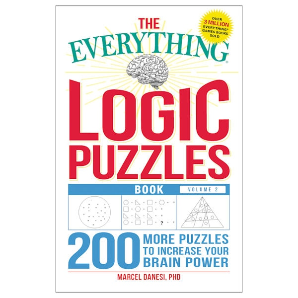 The Everything Logic Puzzles Books: Volume Two | Bas Bleu