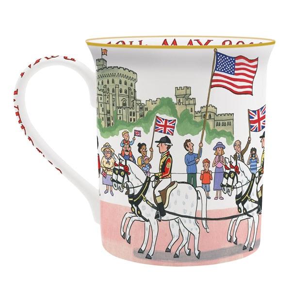 Royal Wedding Gifts: Royal Wedding Mug