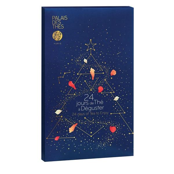 Twenty Four Days Of Tea Advent Calendar Bas Bleu Uq3662