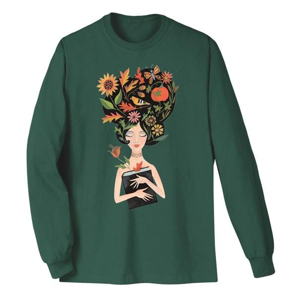 autumn reader long sleeve shirt