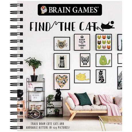 Brain Games: Find the Cat