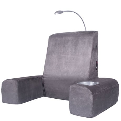 Carepeutic Backrest Bed Lounger with Comfort Massage