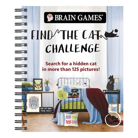 Find the Cat Challenge