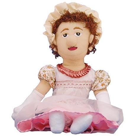 """Jane Austen """"Little Thinker"""" Doll"""