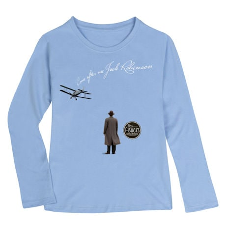 Miss Fisher T-Shirt: Come