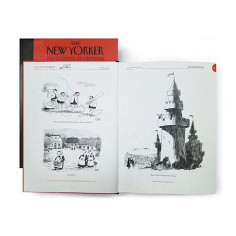 The New Yorker Encyclopedia of Cartoons