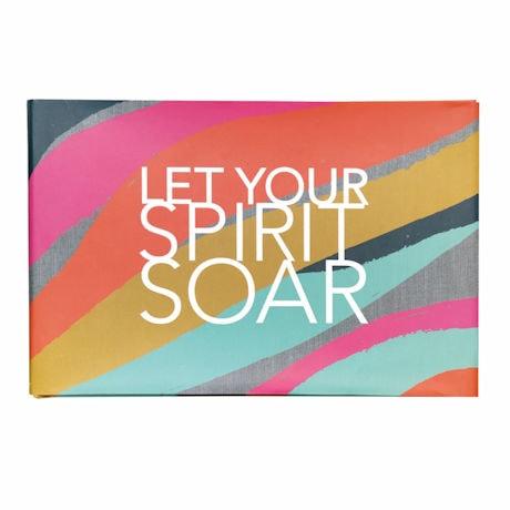 Let Your Spirit Soar Book