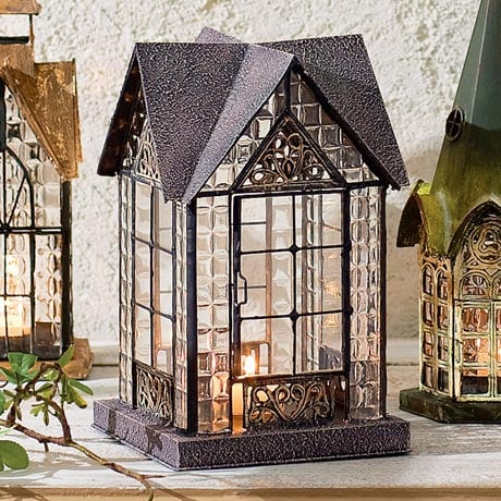 Architectural Candle Lantern - Devonshire