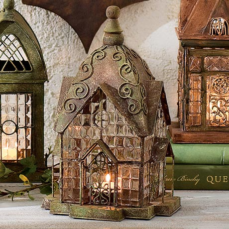 Architectural Candle Lantern - Windale