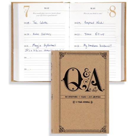 Q&A a Day: Five-Year Journal