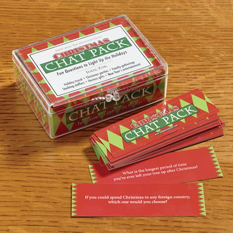 Chat Packs - Christmas