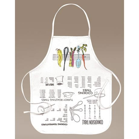 Kitchen Tips Apron
