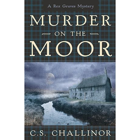 Rex Graves #4: Murder on the Moor