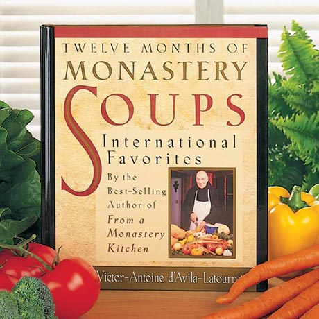Twelve Months of Monastery Soups Cookbook
