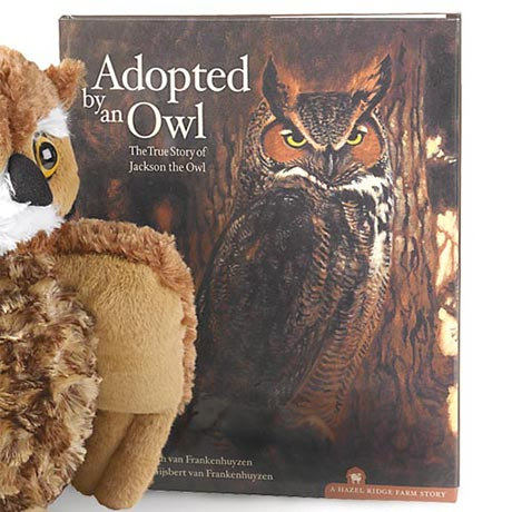 Adopted by an Owl: The True Story of Jackson the Owl