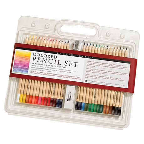Studio Series Colored Pencils Set