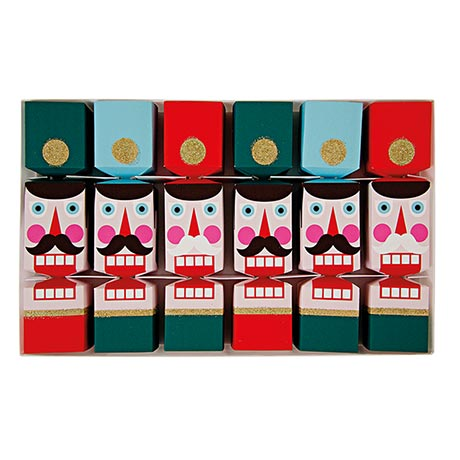 Mini Nutcracker Crackers