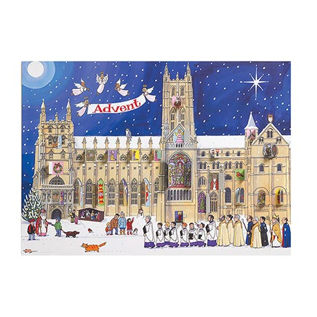 Christmas at the Cathedral British Advent Calendar