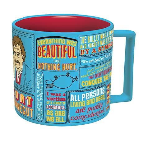 Literary Mugs - Kurt Vonnegut