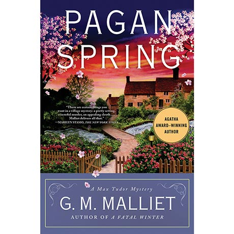 Pagan Spring: The Max Tudor Mystery Series (Book 3)
