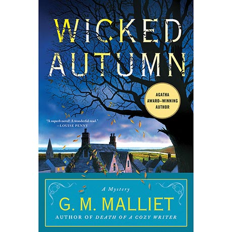 Wicked Autumn: The Max Tudor Mystery Series (Book 1)