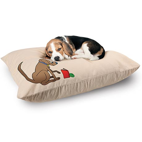 Well-Read Dog Bed -Small