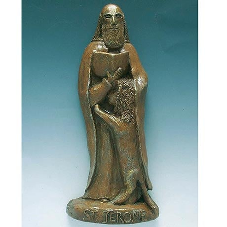 St. Jerome Statue