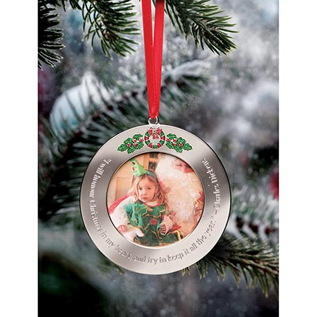 Dickens Ornament