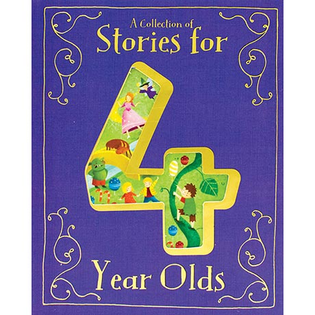 A Collection of Stories for Four Year Olds