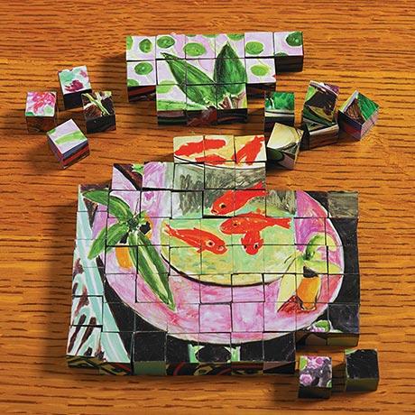 PuzzleBlox: Modern Art Puzzle