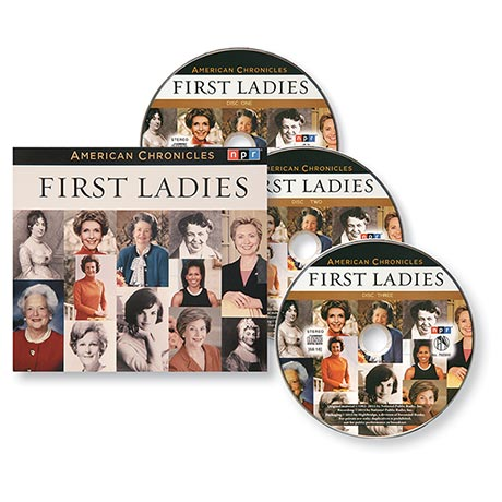 First Ladies CD Set