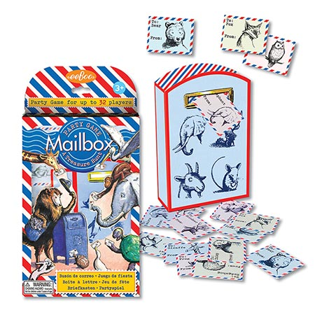 Mailbox Party Game