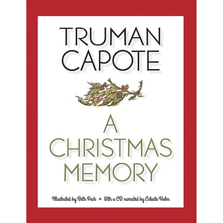 A Christmas Memory Book and CD Set