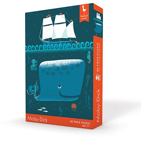 Moby-Dick Puzzle