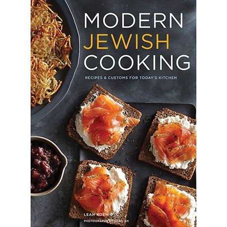 Modern Jewish Cooking: Recipes and Customs for Today's Kitchen