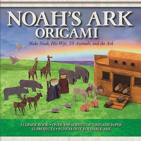 Noah's Ark Origami Kit