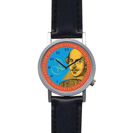Tempis Fugit Shakespeare Watch