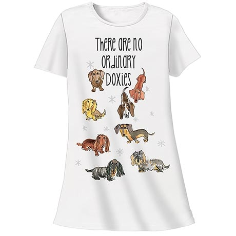 There Are No Ordinary Doxies Nightshirt