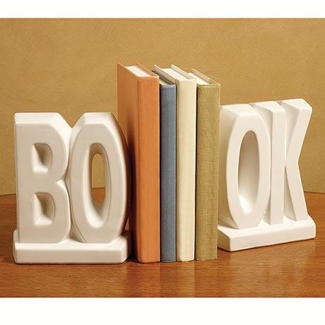 BO-OK Bookends