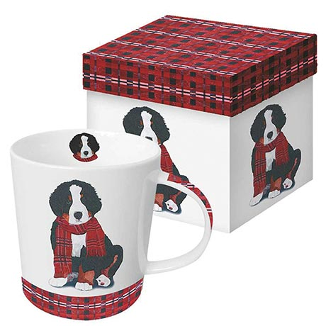 Cozy Critter Mug - Noah the Dog Mug