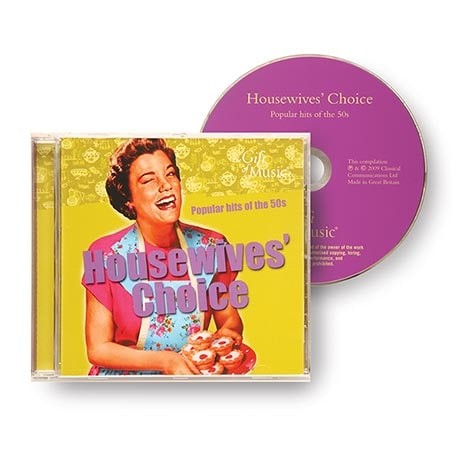 Housewives' Choice CD