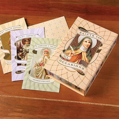 Saints for All Occasions Note Cards