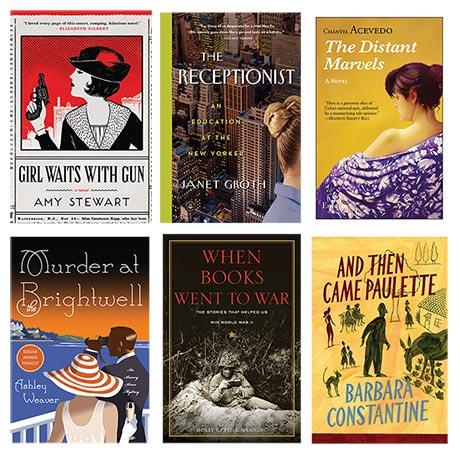 Bluestocking Book a Month 2016 - January-June