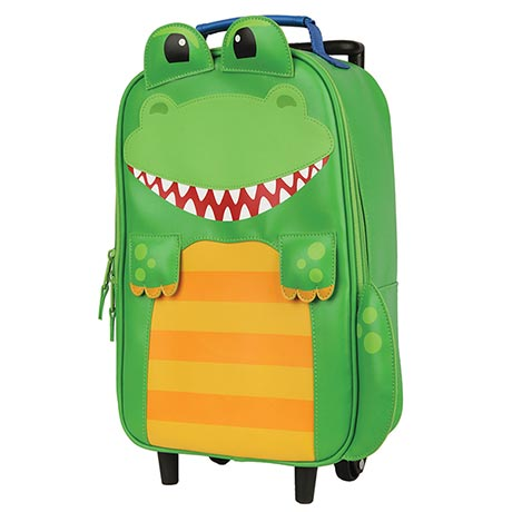 Dino Rolling Backpack