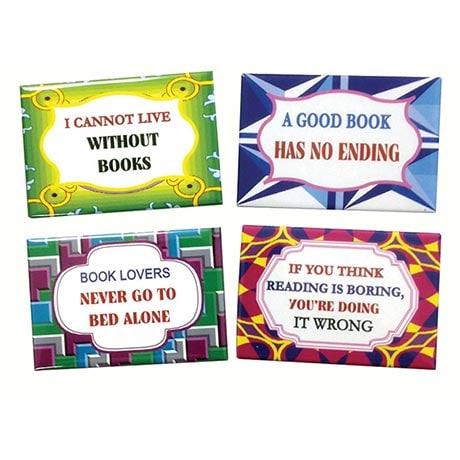 Reader's Delight Magnets